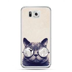 Galaxy Alpha etui kot w okularach