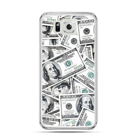 Galaxy Alpha etui dolary banknoty