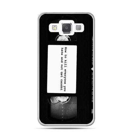 Galaxy J1 etui kaseta video
