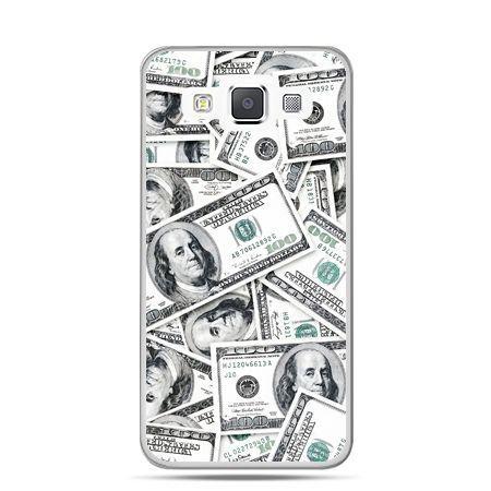 Galaxy J1 etui dolary banknoty