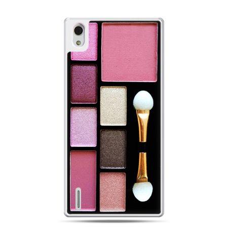 Huawei P7 etui zestaw do makijażu