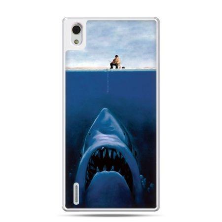 Huawei P7 etui złowić rekina