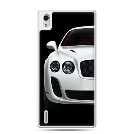 Huawei P7 etui samochód Bentley