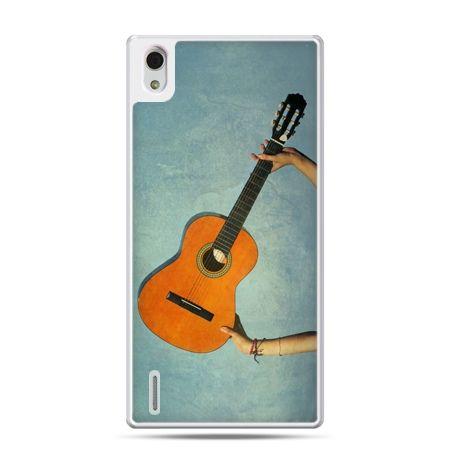 Huawei P7 etui gitara