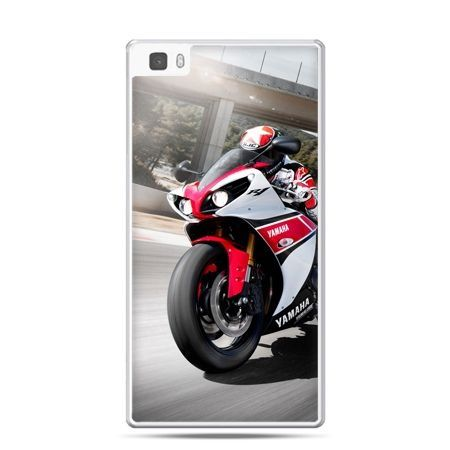 Huawei P8 etui motocykl ścigacz