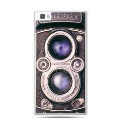 Huawei P8 etui aparat Rolleiflex