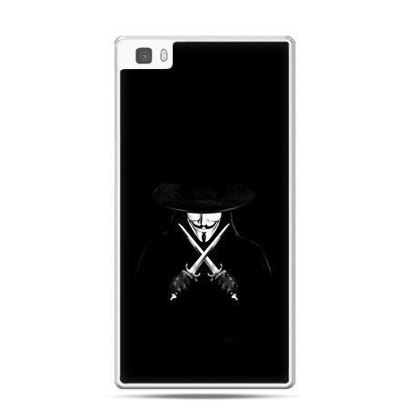 Huawei P8 etui Anonimus