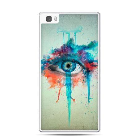 Huawei P8 etui oko