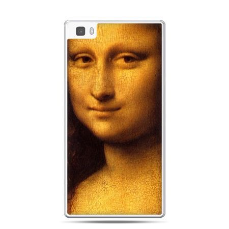 Huawei P8 etui Mona Lisa Da Vinci