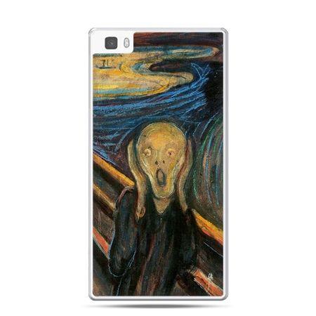 Huawei P8 etui Krzyk Munka