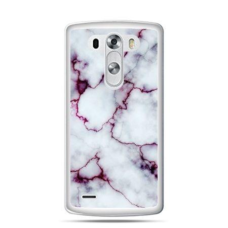 LG G4 etui różowy marmur
