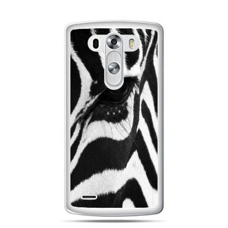 LG G4 etui zebra