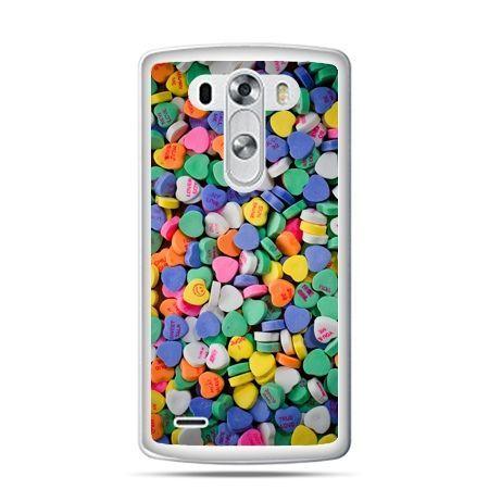 LG G4 etui slodkie serduszka