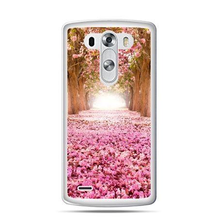 LG G4 etui spacer po parku