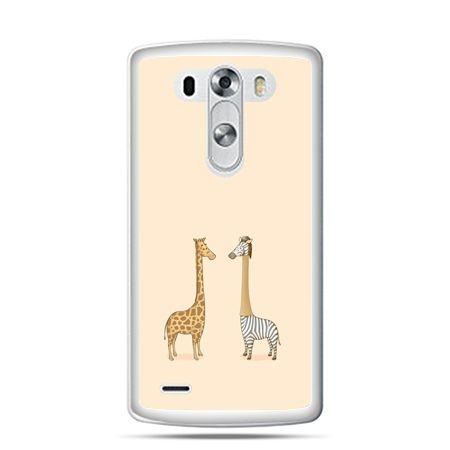 LG G4 etui żyrafy