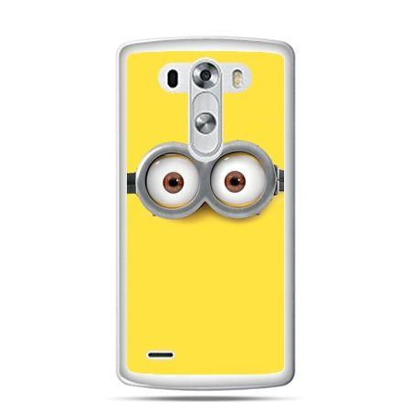 LG G4 etui oczy Minionka, Minionki