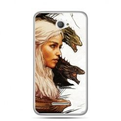 Xperia E4 etui Gra o Tron Daenerys Targaryen