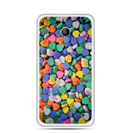 Nokia Lumia 630 etui slodkie serduszka