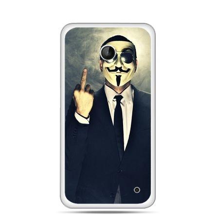 Nokia Lumia 630 etui Anonimus Fuck You