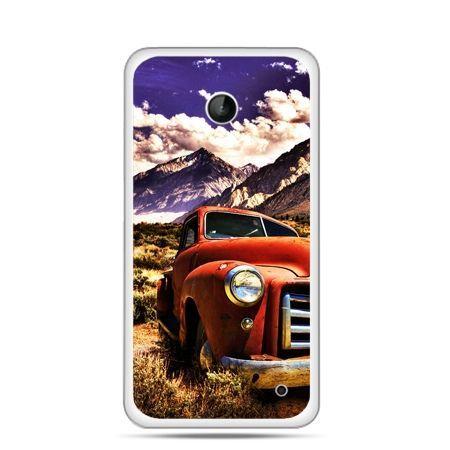 Nokia Lumia 630 etui retro pick-up