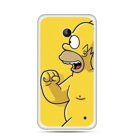 Nokia Lumia 630 etui Homer Simpson