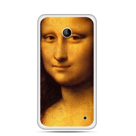 Nokia Lumia 630 etui Mona Lisa Da Vinci