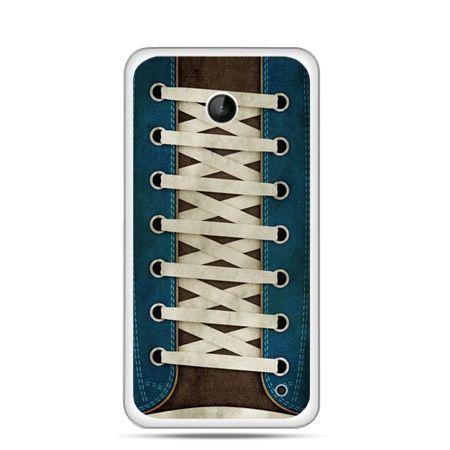 Nokia Lumia 630 etui trampki ze sznurówkami