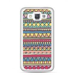 Etui na Galaxy A5 Azteckie wzory