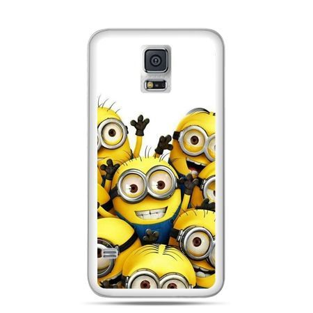 Samsung Galaxy S5 mini Minionki