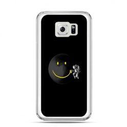 Etui na Galaxy S6 Uśmiechnięta planeta