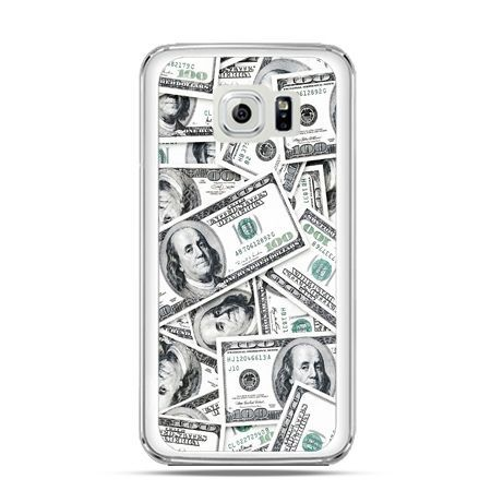 Etui na Galaxy S6 Edge dolary banknoty
