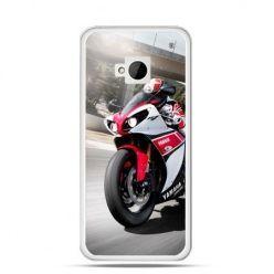 Etui na HTC One M7 Motocykl ścigacz