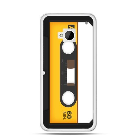 Etui na HTC One M7 Kaseta magnetofonowa