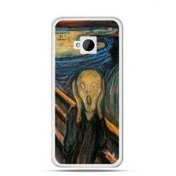 Etui na HTC One M7 Krzyk Munka