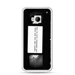 Etui na HTC One M7 Kaseta video