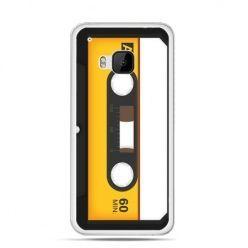 Etui na HTC One M9 Kaseta magnetofonowa