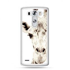 Etui na LG G3 żyrafa