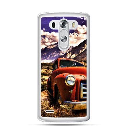 Etui na LG G3 Retro pick-up
