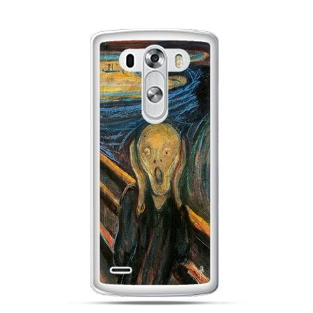 Etui na LG G3 Krzyk Munka