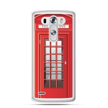 Etui na LG G3 Budka telefoniczna
