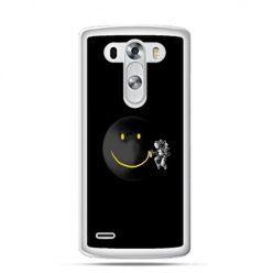 Etui na LG G3 Uśmiechnięta planeta