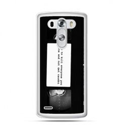 Etui na LG G3 Kaseta video