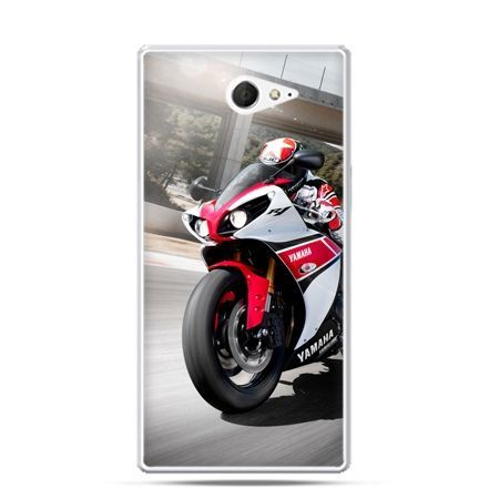 Sony Xperia M2 etui motocykl