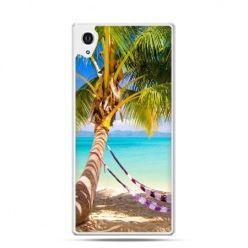 Etui Sony Xperia Z3 egzotyczna palma