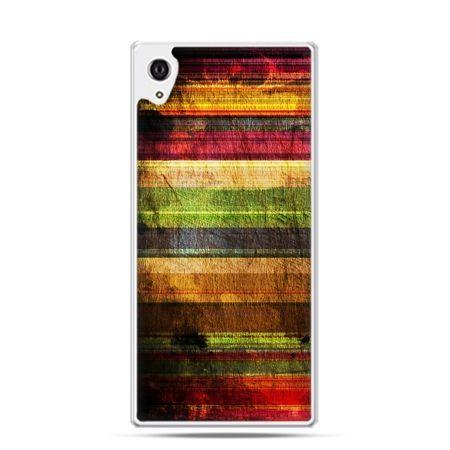 Etui Sony Xperia Z3 kolorowe deski