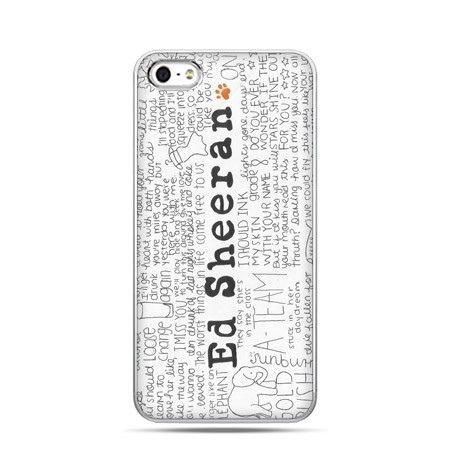 iPhone 4, 4s etui Ed Sheeran pion - PROMOCJA !