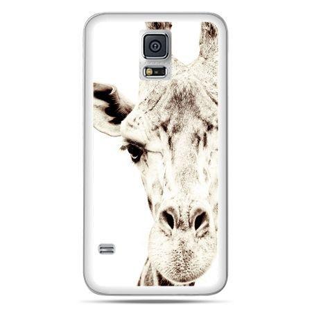 Galaxy S5 Neo etui żyrafa