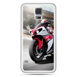 Galaxy S5 Neo etui motocykl ścigacz