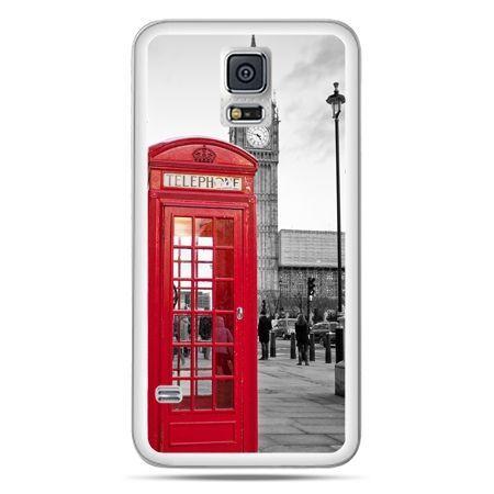 Galaxy S5 Neo etui Big Ben Londyn