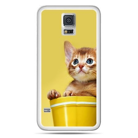 Galaxy S5 Neo etui kot w doniczce